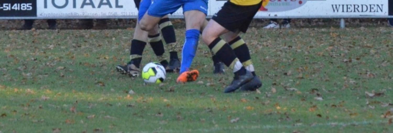 Foto bij Rijssen Vooruit straft Sportclub Rijssen af