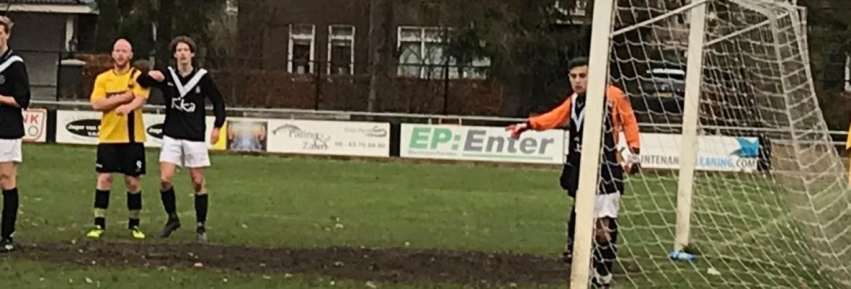 Foto bij Rijssen Vooruit verliest ongeslagen status op eigen terrein