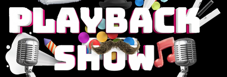Foto bij Playbackshow 6 April